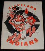 1957 Indians Yearbook Excellent