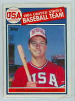 1985 Topps Baseball 401 Mark McGwire Near-Mint to Mint