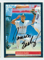Damion Easley AUTOGRAPH 1994 Score Angels 