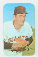 1971 Topps Baseball Supers 2 Gaylord Perry San Francisco Giants Excellent