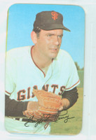 1971 Topps Baseball Supers 2 Gaylord Perry San Francisco Giants Near-Mint