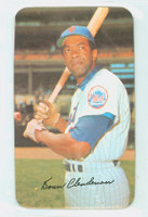 1971 Topps Baseball Supers 4 Donn Clendenon New York Mets Very Good to Excellent