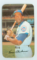 1971 Topps Baseball Supers 4 Donn Clendenon New York Mets Excellent