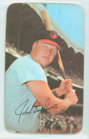 1971 Topps Baseball Supers 5 Boog Powell Baltimore Orioles Excellent to Mint