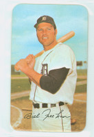1971 Topps Baseball Supers 12 Bill Freehan Detroit Tigers Very Good to Excellent