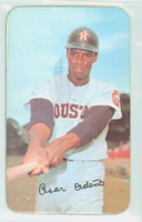 1971 Topps Baseball Supers 15 Cesar Cedeno Houston Astros Very Good