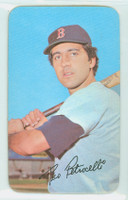 1971 Topps Baseball Supers 19 Rico Petrocelli Boston Red Sox Very Good