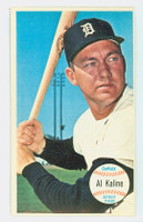 1964 Topps Giants 12 Al Kaline Detroit Tigers Excellent