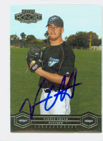 Vinnie Chulk AUTOGRAPH 2004 Donruss PLAYOFF HONORS Rays 