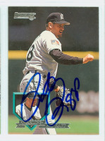 Pat Rapp AUTOGRAPH 1995 Donruss Marlins 