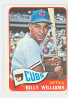 1965 Topps Baseball 220 Billy Williams Chicago Cubs Fair to Good