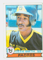 1979 Topps Baseball 116 Ozzie Smith San Diego Padres Fair to Good