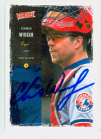 Chris Widger AUTOGRAPH 2000 Upper Deck Victory Expos 