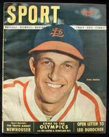 1948 Sport Magazine Stan Musial Excellent