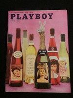 Playboy Magazine October 1958