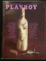 Playboy Magazine March 1972