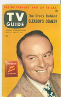 1953 TV Guide Apr 24 Ralph Edwards NY Metro edition Excellent to Mint - No Mailing Label  [Lt wear, toning along binding, ow very clean]