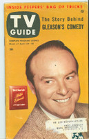 1953 TV Guide Apr 24 Ralph Edwards NY Metro edition Very Good to Excellent  [Lt wear and scuffing on cover, contents fine; label partially removed]