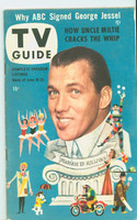 1953 TV Guide Jun 19 Ed Sullivan Chicago edition Very Good to Excellent - No Mailing Label  [Wear, toning and lt staining on cover, ow clean]