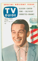 1953 TV Guide Jul 3 Perry Como Chicago edition Excellent to Mint  [Very clean example; label on reverse]