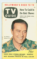 1953 TV Guide Aug 7 Ray Milland NY Metro edition Excellent to Mint  [Very clean example; label stamped on reverse]
