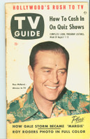 1953 TV Guide Aug 7 Ray Milland NY Metro edition Very Good - No Mailing Label  [Lt wear and toning on both covers; contents fine]