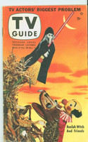 1953 TV Guide Oct 30 Kukla and Buelah Witch Chicago edition Excellent to Mint - No Mailing Label  [Very clean example]