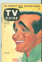 1958 TV Guide Mar 22 Perry Como Lake Ontario edition Excellent - No Mailing Label  [Very lt wear on cover, ow very clean]