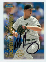 Bobby Howry AUTOGRAPH 1999 Fleer Tradition White Sox 