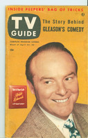 1953 TV Guide Apr 24 Ralph Edwards NY Metro edition Very Good to Excellent - No Mailing Label  [Sl bend and lt toning along binding, ow clean]