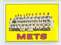 1967 Topps Baseball 42 Mets Team Excellent to Mint