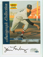 Jim Lonborg AUTOGRAPH 1999 Fleer Greats of the Game Red Sox CERTIFIED 
