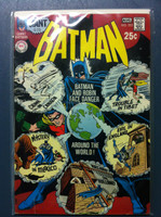 BATMAN #223 City Without Guns (Giant) Aug 70 Very Good Sm tears on cover, lt wear; contents fine