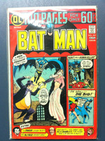 BATMAN #257 Hail Emperor Penguin (Giant - 100 pgs) Aug 74 Very Good to Fine