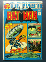 BATMAN #258 Two Face: Threat of the Two-Headed Coin Oct 74 Very Good to Fine