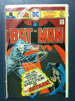 BATMAN #267 Invitation to a Murder Sep 75 Fine to Very Fine