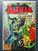 BATMAN #180 Death Knocks Three Times May 66 Very Good to Fine Lt wear on cover; contents fine