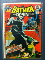 BATMAN #237 Night of the Reaper Dec 71 Very Good Wear on cover, contents fine