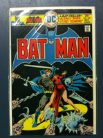 BATMAN #269 The Death of Terry Tremayne Nov 75 Very Good to Fine Lt wear on cover, ow clean