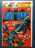 BATMAN #273 The Bank Shot That Baffled Batman Mar 76 Fine Lt wear, ow very clean