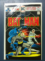 BATMAN #274 Gotham City Treasure Hunt Apr 76 Very Good to Fine Lt wear on cover, ow clean