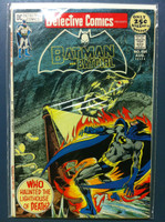 DETECTIVE COMICS ft: BATMAN & BATGIRL #414 Legend of the Key Hook Light House Aug 71 Very Good to Fine