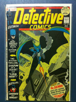 DETECTIVE COMICS ft: BATMAN & ROBIN #423 The Most Dangerous Twenty Miles in Gotham City May 72 Very Good to Fine