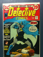 DETECTIVE COMICS ft: BATMAN & ROBIN #431 This Murder Has Been Censored Jan 73 Fine to Very Fine