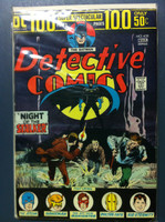 DETECTIVE COMICS ft: BATMAN & ROBIN #439 Giant (100 pg) - Night of the Stalker Mar 74 Very Good to Fine Lt wear, creasing on cover; contents fine
