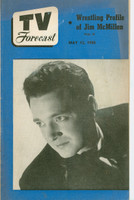 1950 TV Forecast May 13 Danny O'Neil of Jay's Jamboree (32 pgs) Chicago edition Good to Very Good - No Mailing Label