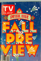 1980 TV Guide Sep 13 Fall Preview Maine edition Very Good to Excellent - No Mailing Label  [Wear, scuffing and lt creasing on cover, ow clean]