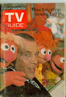1970 TV Guide Dec 12 Ed Sullivan and the Muppets Northern New England edition Very Good - No Mailing Label  [Sl loose at staples, scuffing on cover; contents fine]