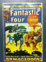Fantastic Four #116 The Alien, the Ally and - Armageddon Nov 71 Very Good