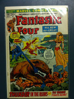 Fantastic Four #118 Thunder in the Ruins Jan 72 Excellent